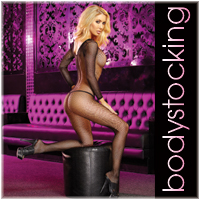 Ladance Lingerie Bodystockings
